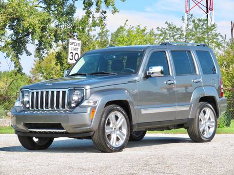 2012 Jeep Liberty for sale at Tonys Pre Owned Auto Sales in Kokomo IN