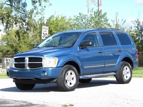 2005 Dodge Durango for sale at Tonys Pre Owned Auto Sales in Kokomo IN