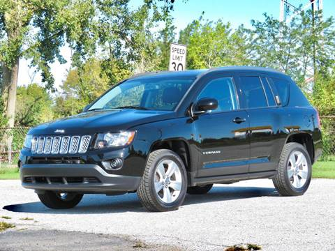 2014 Jeep Compass for sale at Tonys Pre Owned Auto Sales in Kokomo IN