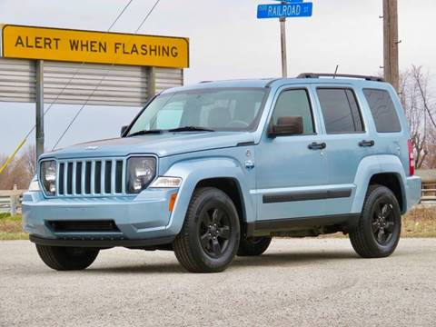 2012 Jeep Liberty Latitude for sale at Tonys Pre Owned Auto Sales in Kokomo IN