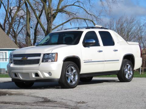 2012 Chevrolet Avalanche LTZ for sale at Tonys Pre Owned Auto Sales in Kokomo IN