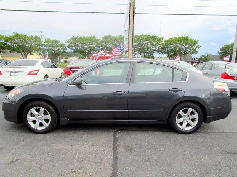 2007 Nissan Altima 2.5 4dr Sedan - Virginia Beach VA