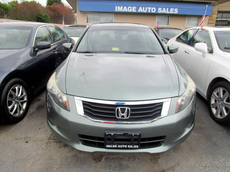 2008 Honda Accord EX-L V6 4dr Sedan 5A - Virginia Beach VA