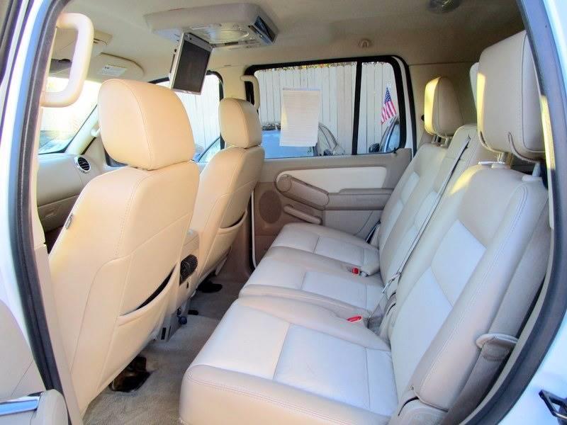 2007 Ford Explorer Eddie Bauer 4dr SUV 4WD V6 - Virginia Beach VA