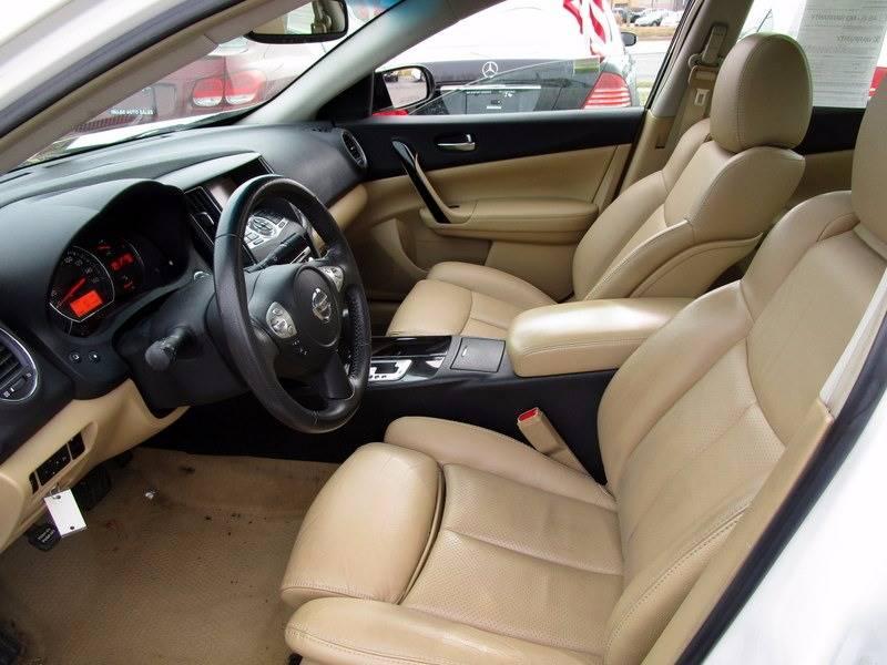 2009 Nissan Maxima 3.5 S 4dr Sedan - Virginia Beach VA