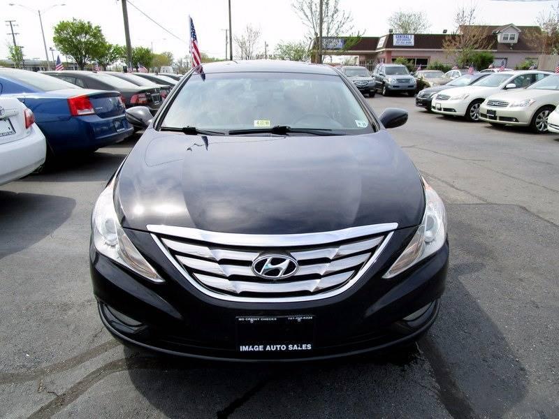 2011 Hyundai Sonata Limited 4dr Sedan - Virginia Beach VA