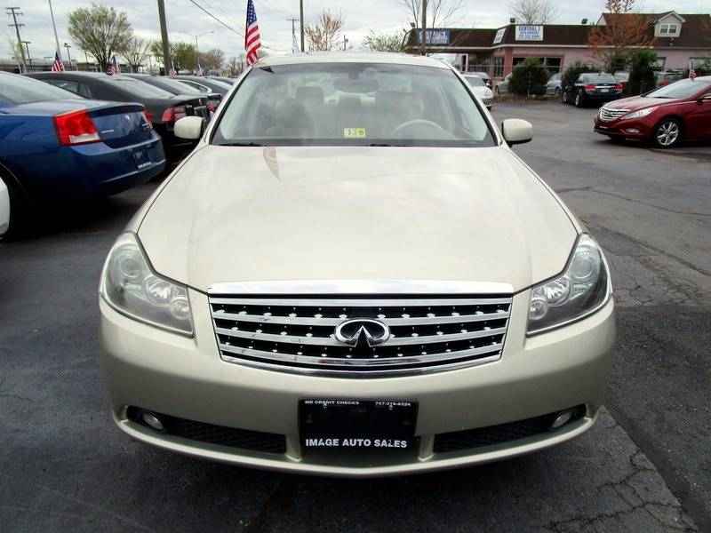 2006 Infiniti M35 AWD 4dr Sedan - Virginia Beach VA