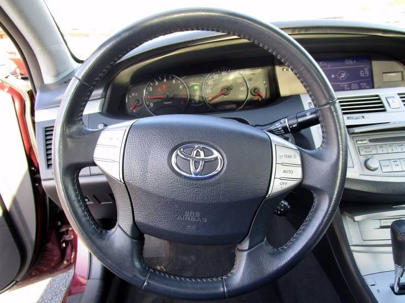 2007 Toyota Avalon Touring 4dr Sedan - Virginia Beach VA