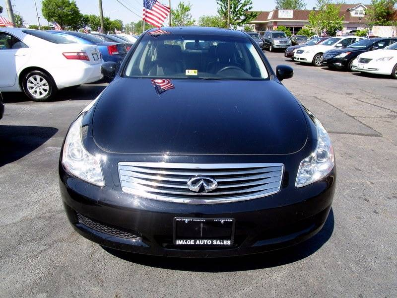 2007 Infiniti G35 AWD x 4dr Sedan - Virginia Beach VA