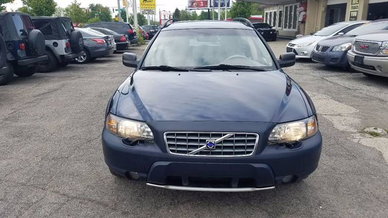 2001 Volvo V70 AWD 4dr XC Turbo Wagon - Indianapolis IN
