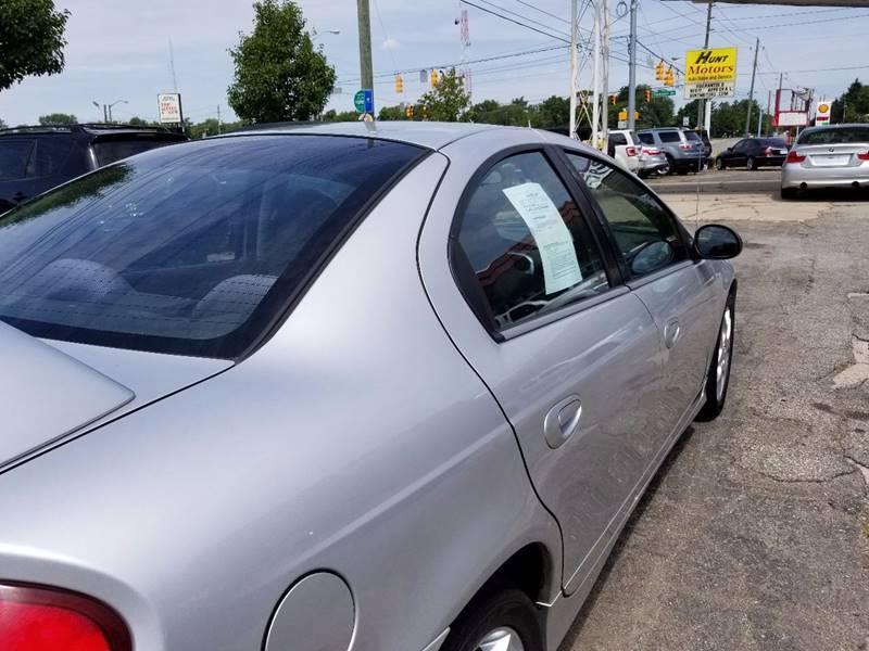 2005 Dodge Neon SRT-4 4dr Turbo Sedan - Indianapolis IN