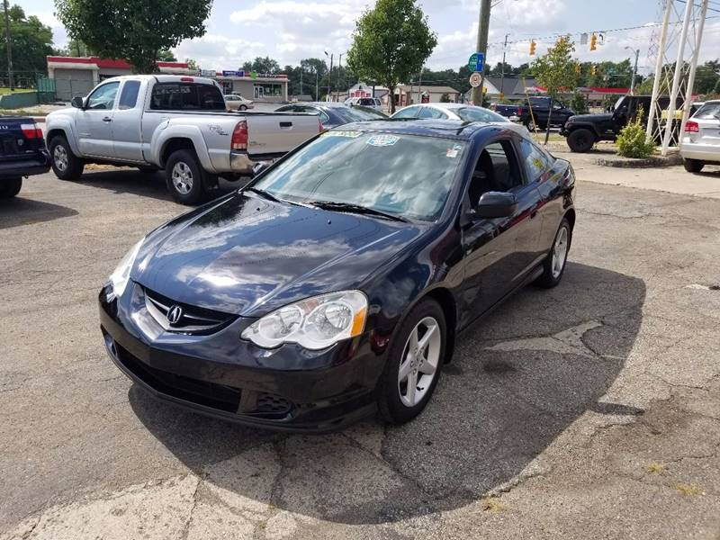 2002 Acura RSX 2dr Hatchback - Indianapolis IN