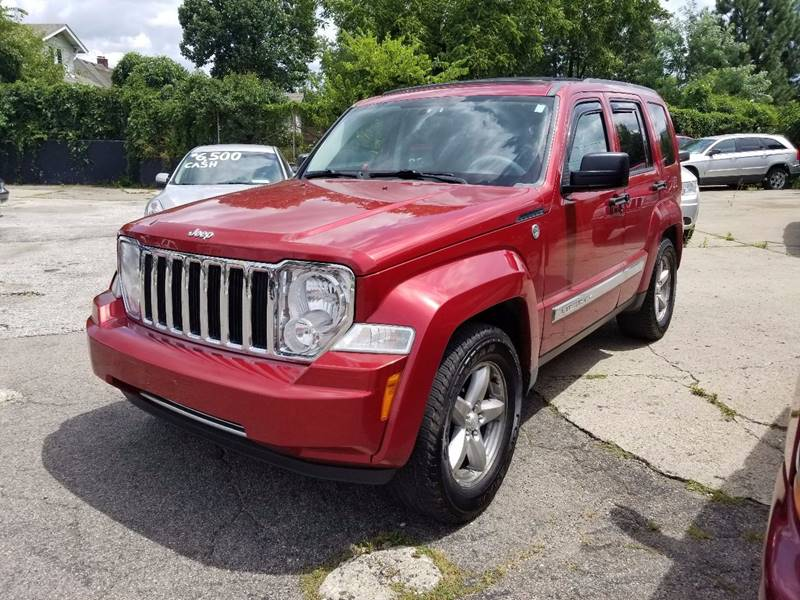 2008 Jeep Liberty 4x4 Limited 4dr SUV - Indianapolis IN