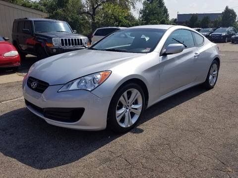 2010 Hyundai Genesis Coupe for sale in Indianapolis, IN
