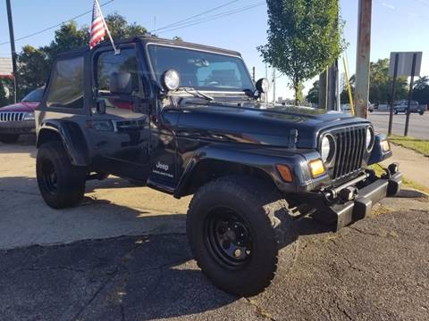 2006 Jeep Wrangler for sale in Indianapolis, IN