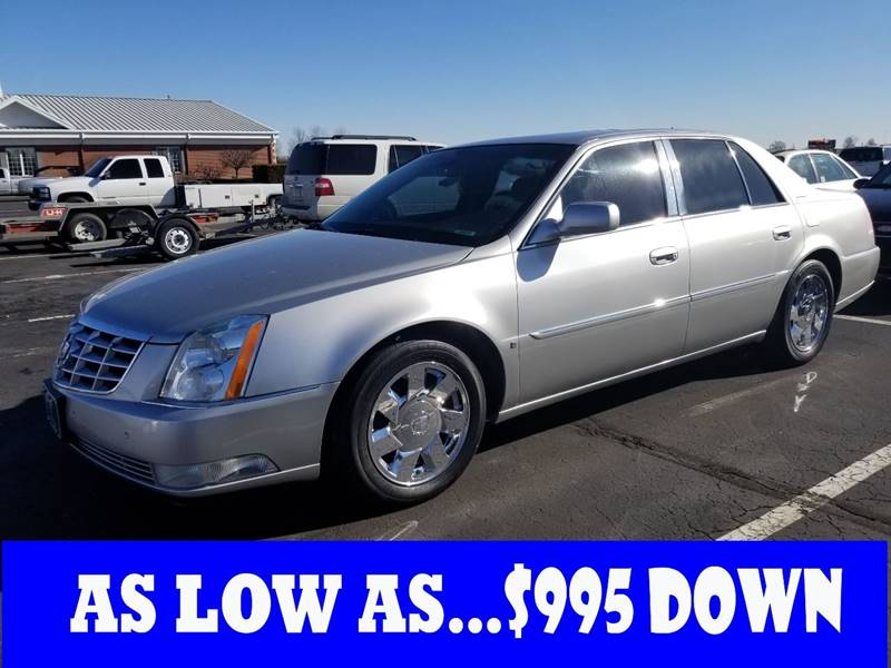 Cadillac DTS Performance In Indianapolis IN Hunt Motors - Cadillac dealers indianapolis