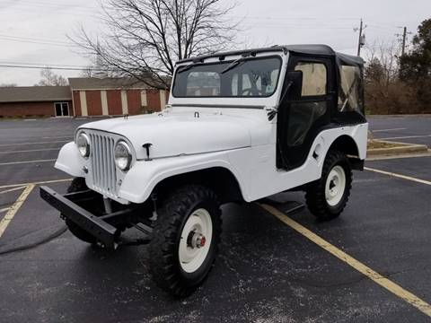 Willys Jeep For Sale Georgia >> Willys Jeep For Sale In Cartersville Ga Carsforsale Com