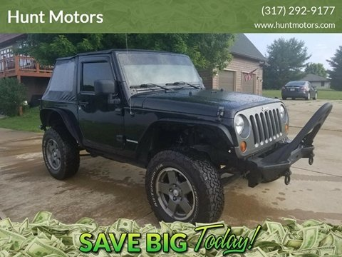 2010 Jeep Wrangler for sale in Indianapolis, IN