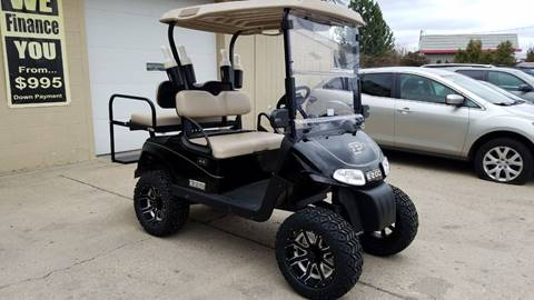 2015 E-Z-GO RXV for sale in Indianapolis, IN