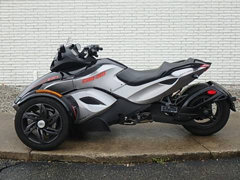 Can Am Spyder For Sale >> 2012 Can Am Spyder For Sale In Bargersville In