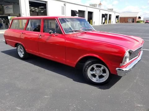 1965 Chevrolet Nova for sale in Bargersville, IN