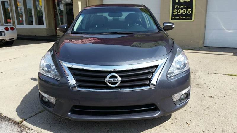 2013 Nissan Altima 2.5 SL 4dr Sedan - Indianapolis IN