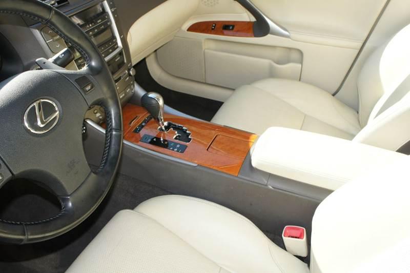 2009 Lexus IS 250 AWD 4dr Sedan - Indianapolis IN