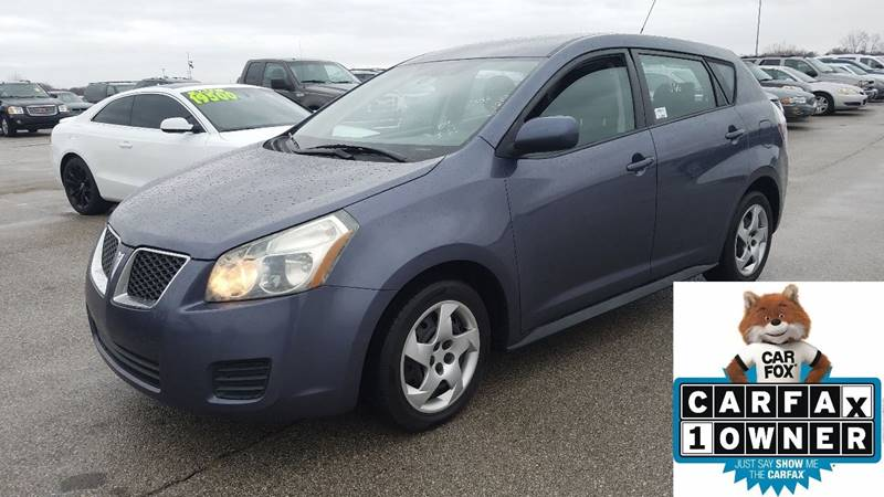 2009 Pontiac Vibe 1.8L 4dr Wagon - Indianapolis IN