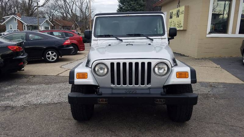 2006 Jeep Wrangler Unlimited 2dr SUV 4WD - Indianapolis IN