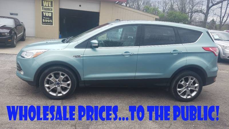 2013 Ford Escape AWD SEL 4dr SUV - Indianapolis IN