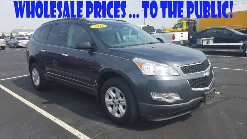 2011 Chevrolet Traverse LS 4dr SUV - Indianapolis IN