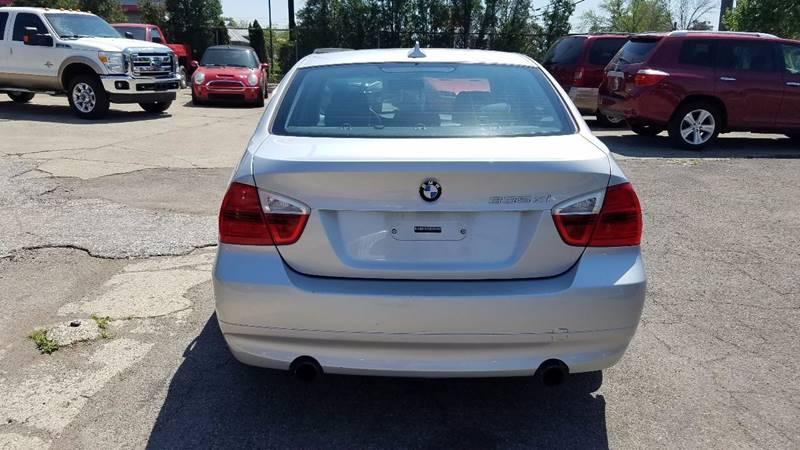 2008 BMW 3 Series AWD 335xi 4dr Sedan - Indianapolis IN