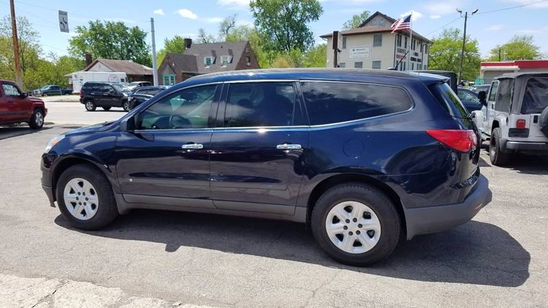 2009 Chevrolet Traverse AWD LS 4dr SUV - Indianapolis IN