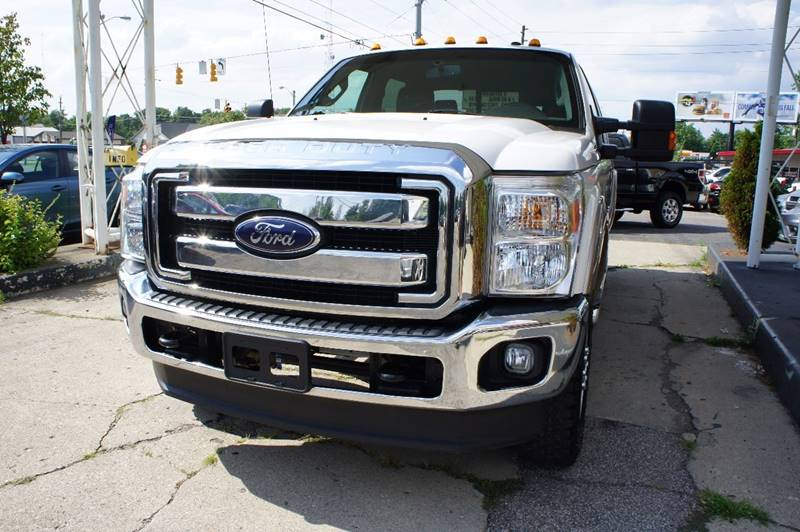 2012 Ford F-350 Super Duty 4x4 Lariat 4dr Crew Cab 6.8 ft. SB SRW Pickup - Indianapolis IN