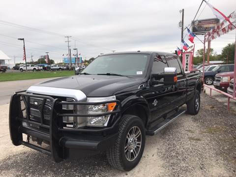 2013 Ford F-350 Super Duty for sale in New Braunfels, TX