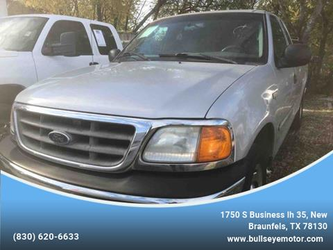 Ford F-150 Heritage For Sale in New Braunfels, TX - BULLSEYE MOTORS INC
