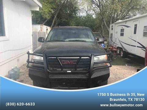 2005 GMC Sierra 2500HD for sale in New Braunfels, TX