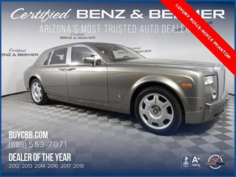 2005 Rolls-Royce Phantom for sale in Scottsdale, AZ