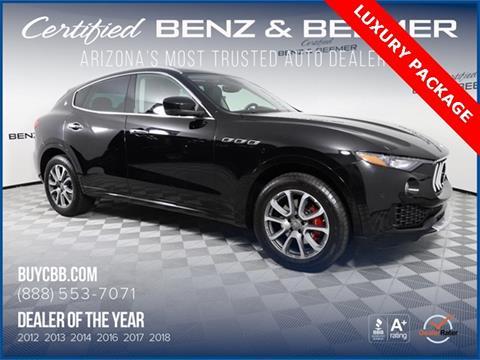 2017 Maserati Levante for sale in Scottsdale, AZ