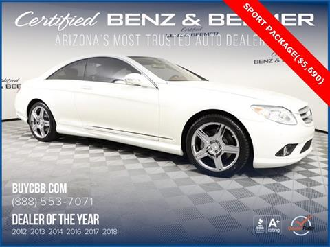 2009 Mercedes-Benz CL-Class for sale in Scottsdale, AZ