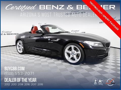 2016 BMW Z4 for sale in Scottsdale, AZ