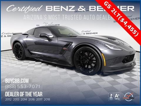 2017 Chevrolet Corvette for sale in Scottsdale, AZ