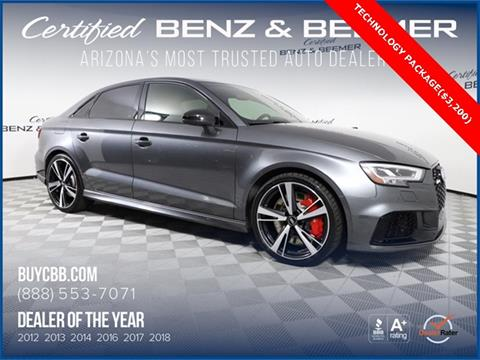 2018 Audi RS 3 for sale in Scottsdale, AZ