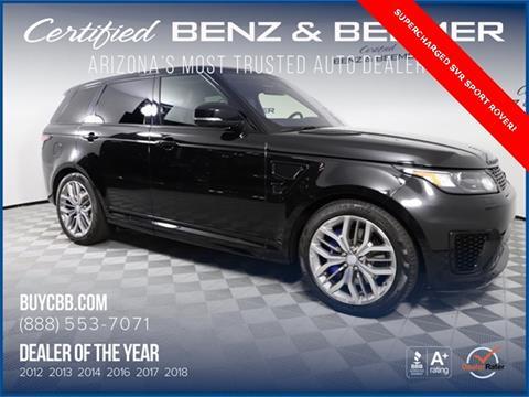 Range Rover Scottsdale >> 2016 Land Rover Range Rover Sport For Sale In Scottsdale Az