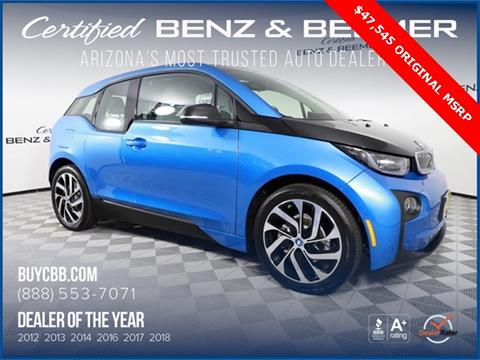 2017 BMW i3 for sale in Scottsdale, AZ