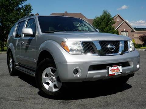 2007 Nissan Pathfinder for sale in Nyack, NY