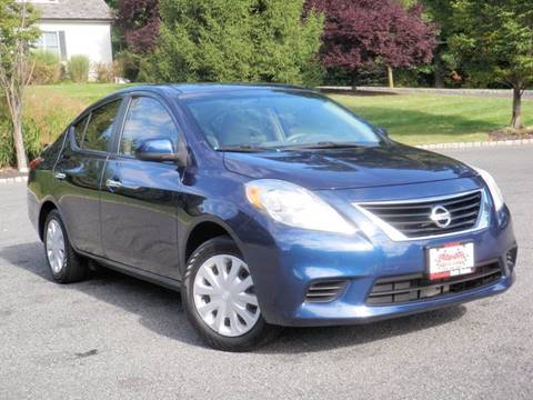 2013 Nissan Versa for sale in Nyack, NY