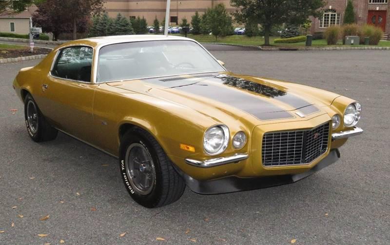 1970 Chevrolet Camaro for sale at PALISADES AUTO SALES in Nyack NY