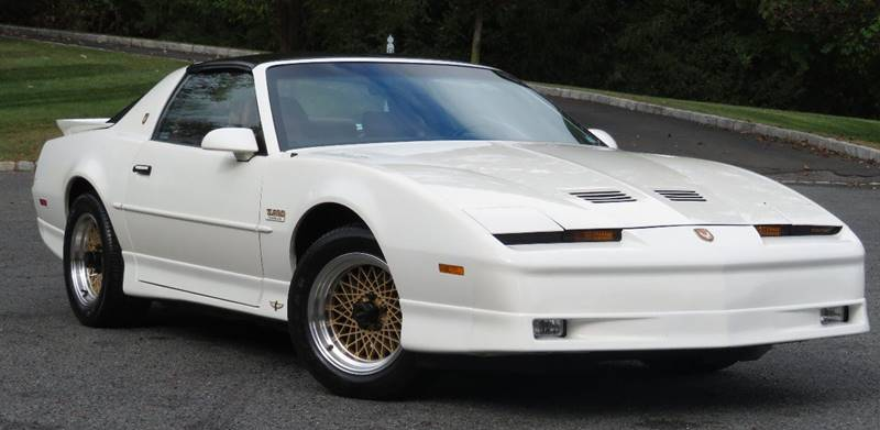 1989 Pontiac Firebird for sale at PALISADES AUTO SALES in Nyack NY