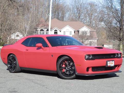 2016 Dodge Challenger for sale at PALISADES AUTO SALES in Nyack NY
